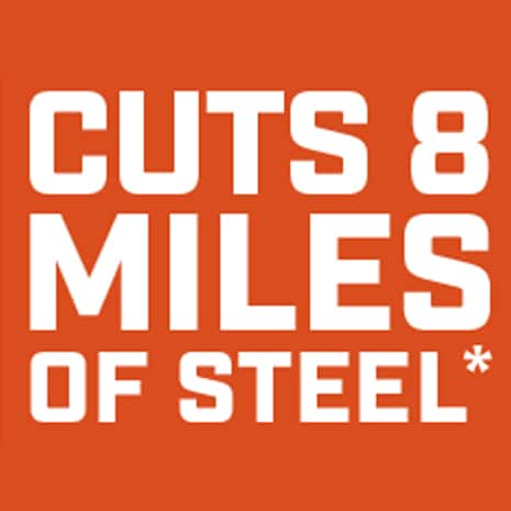 Crescent Wiss® snips cuts up to 8 miles of steel