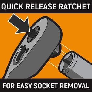 Quick Release Ratchet Icon