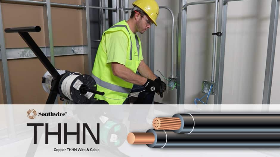 #12 AWG Stranded Copper THHN Wire and Cable Installation Information