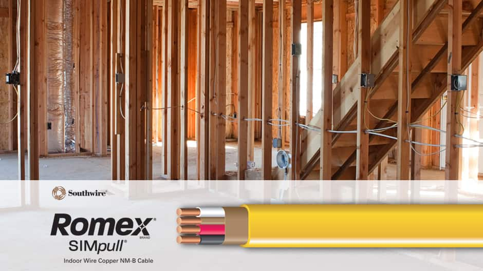 12/3 Non-Metallic Building Wire and Cable Installation Information