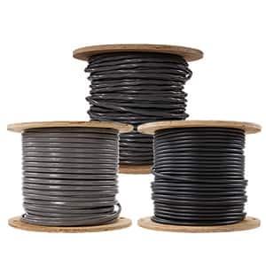 Southwire AL SEU Cable, AL SER Cable, AL USE-2 Cable, and AL URD Cable Assortment