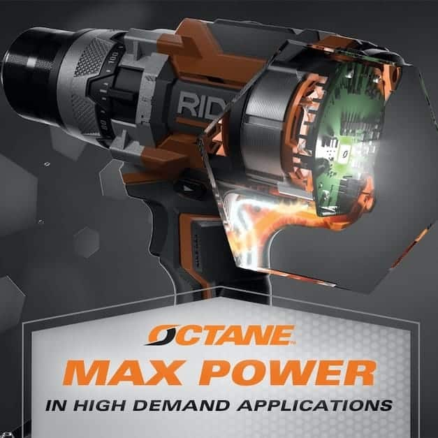 OCTANE Max Power