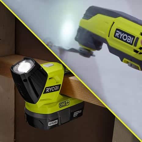 LED Worklight & Multi-Tool