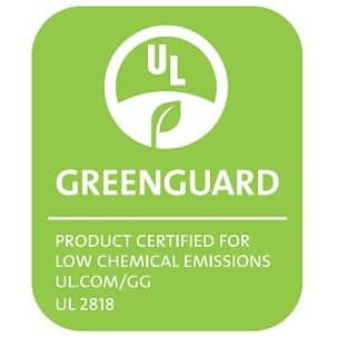 Greenguard Certification Logo
