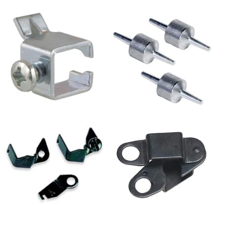 Complete the project: use with Square D circuit breaker accessories