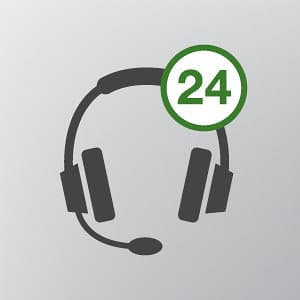 Headphone set and 24