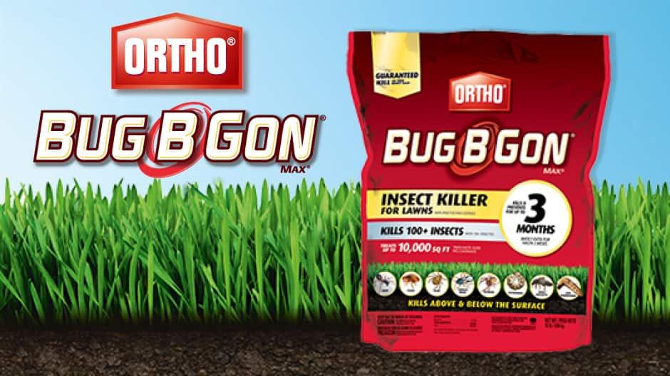 Ortho Bug-B-Gon MAX logo