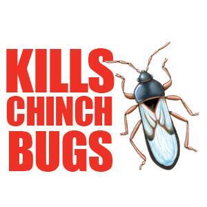 Kills chinch bugs