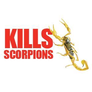 Kills scorpions