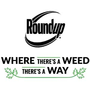 Roundup, Where there's a weed there's a way.