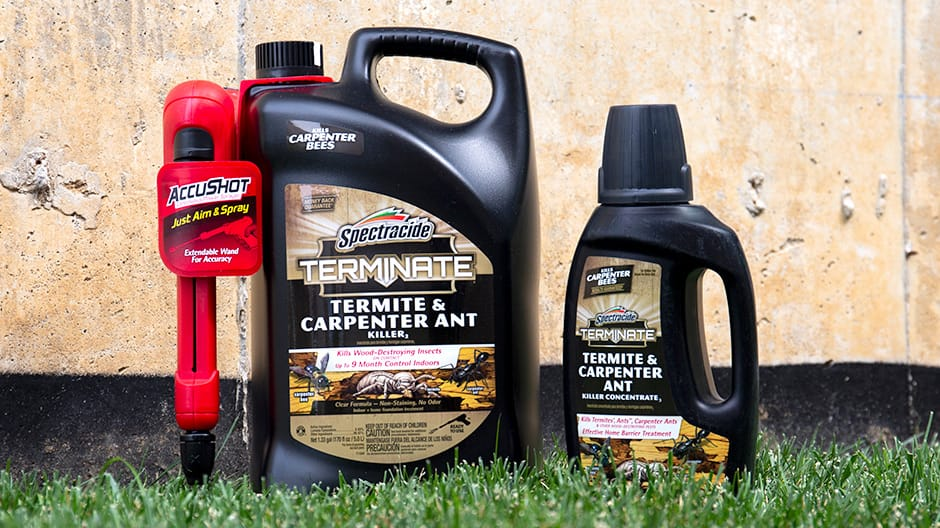 Spectracide Terminate Termite and Carpenter Ant Products