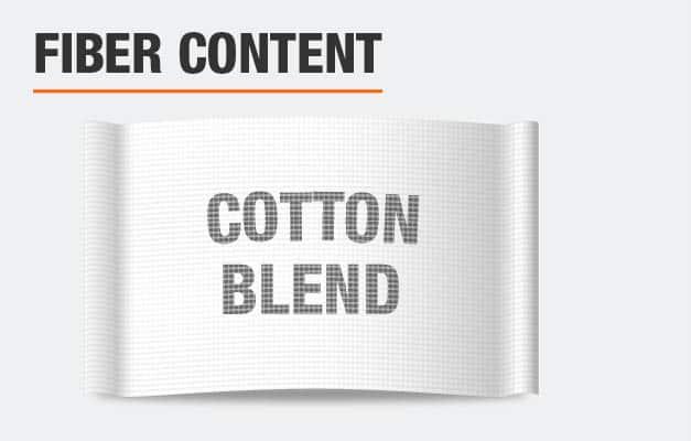 Cotton Blend Bed Sheets