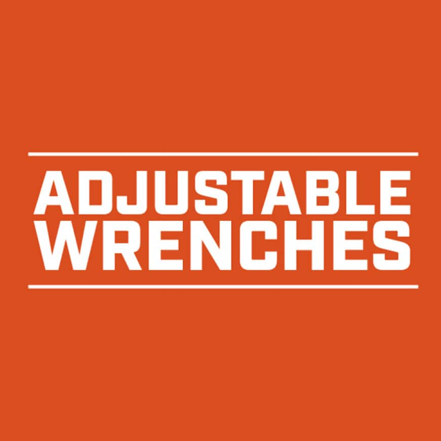 Crescent Adjustable Wrenches