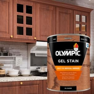 Gel Stain Can Quart