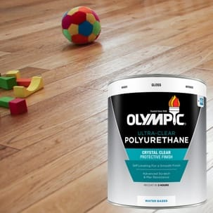 Polyurethane Can Quart