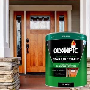 Spar Urethane Can Quart