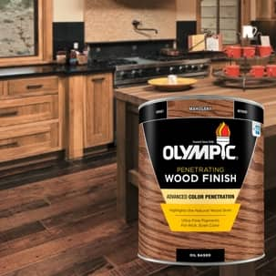 Polyurethane on Wood Furniture