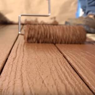 Sealing Wood Deck