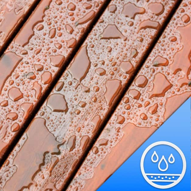Olympic SmartGuard Waterproofing Wood Protection Wicks Away Moisture And Prevents Mold