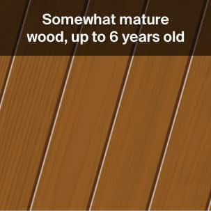 Semi-Solid Deck Stain Color