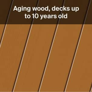 Solid Deck Stain Color