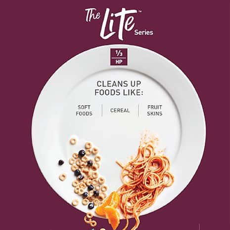 Designed for those who rarely cook from scratch and just want cleanup to be simple