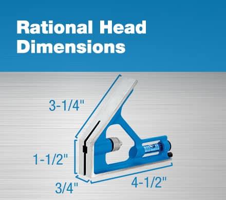 Rational Head
