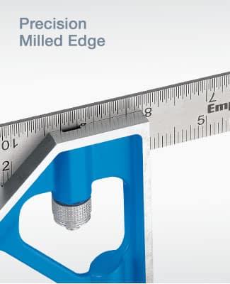 Milled Edge