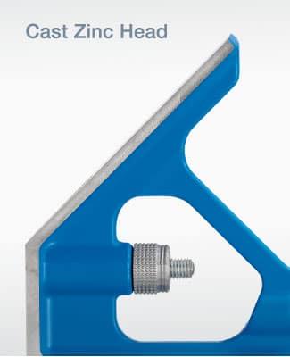 Cast Zinc Head