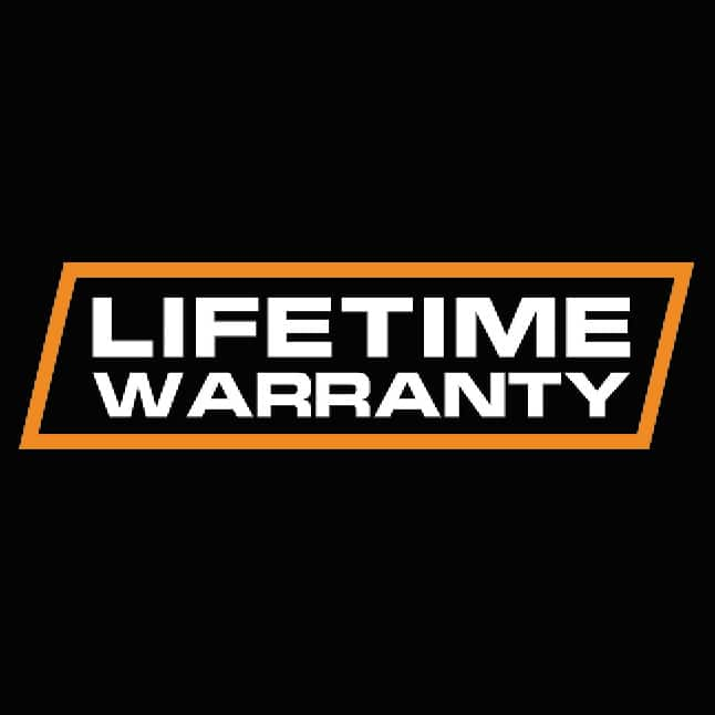 GEARWRENCH offers a limited lifetime warranty on products to be free of defect in material and workmanship