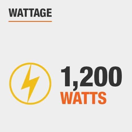 1200 Watts