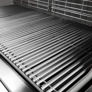 cooking grates and warming rack