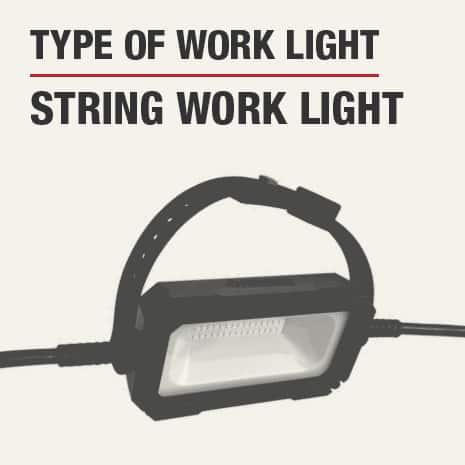 String Work Light