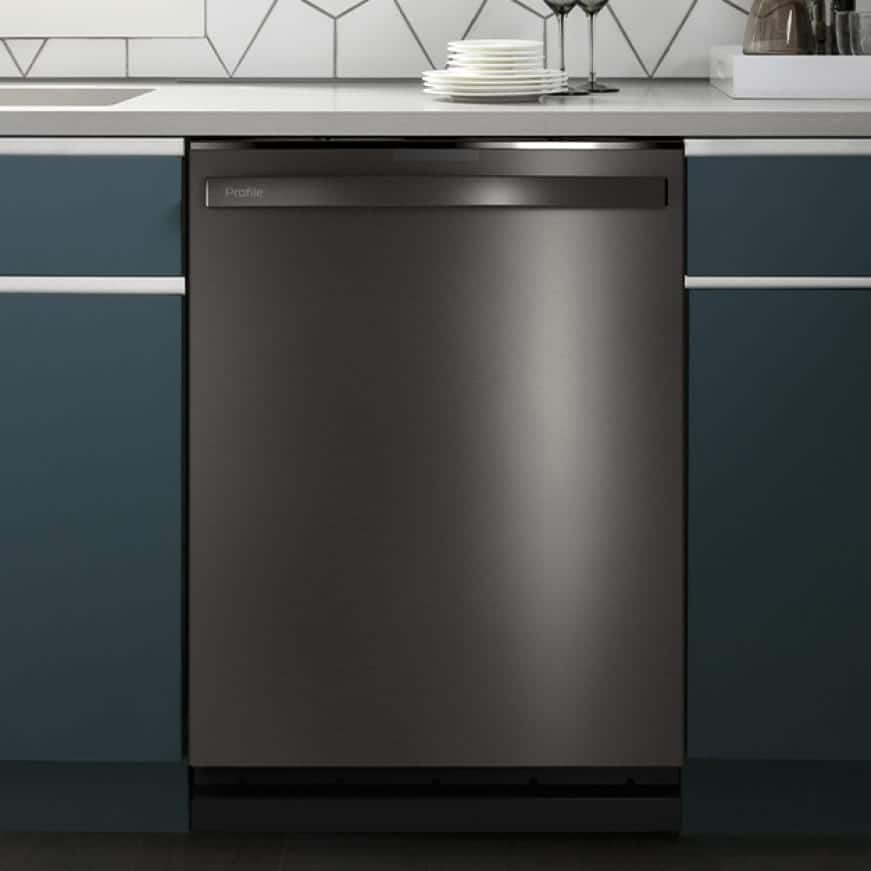 A shot of the dishwasher