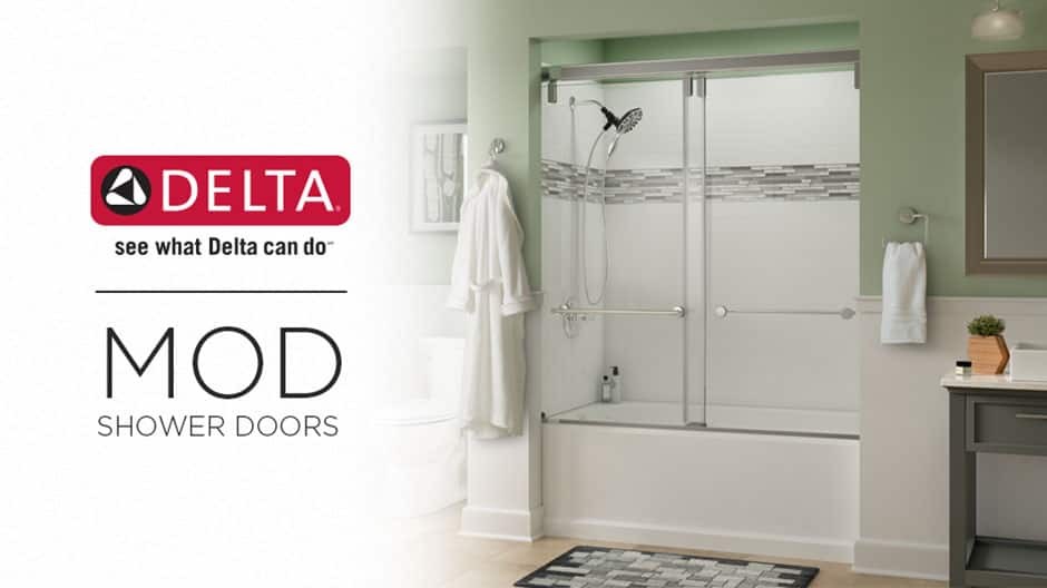 Delta MOD Shower Door
