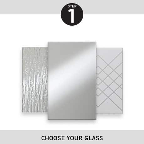 Premium Shower Door Glass