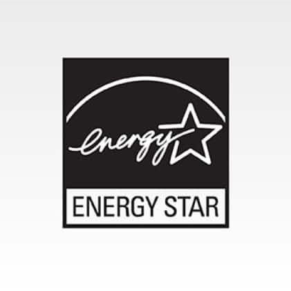 Energy Star certified logo