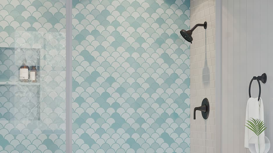 Pfister tub and shower faucet