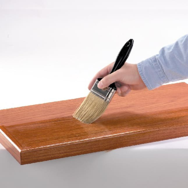 Protect with a Poly Top Coat