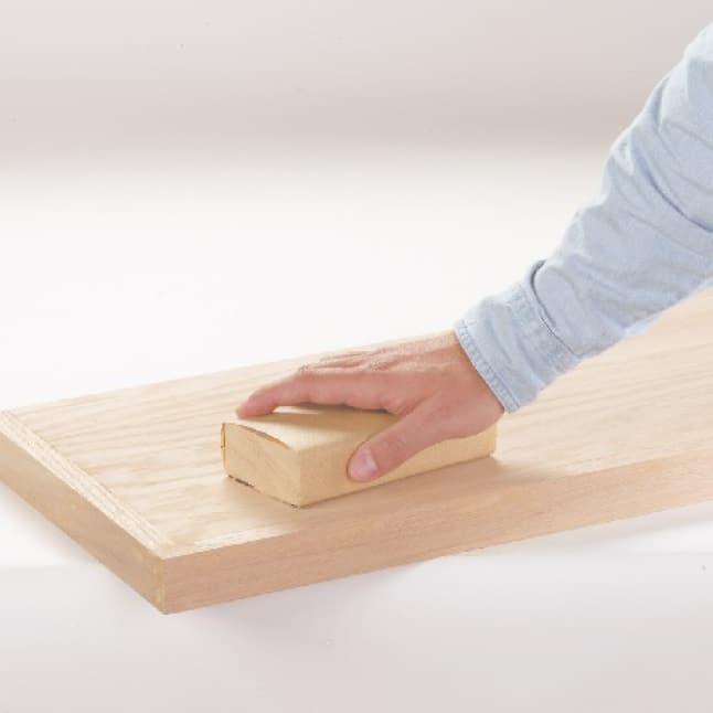 Start by Sanding