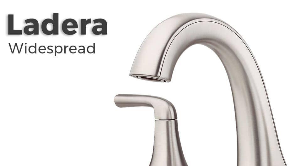 Pfister Ladera widespread bath faucet