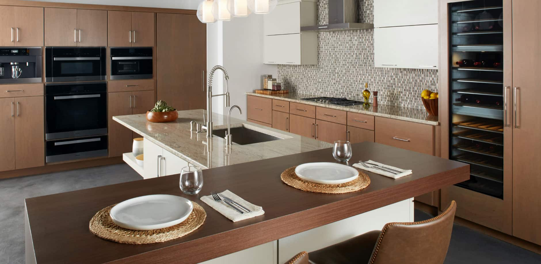 Kitchen Island Lifestyle