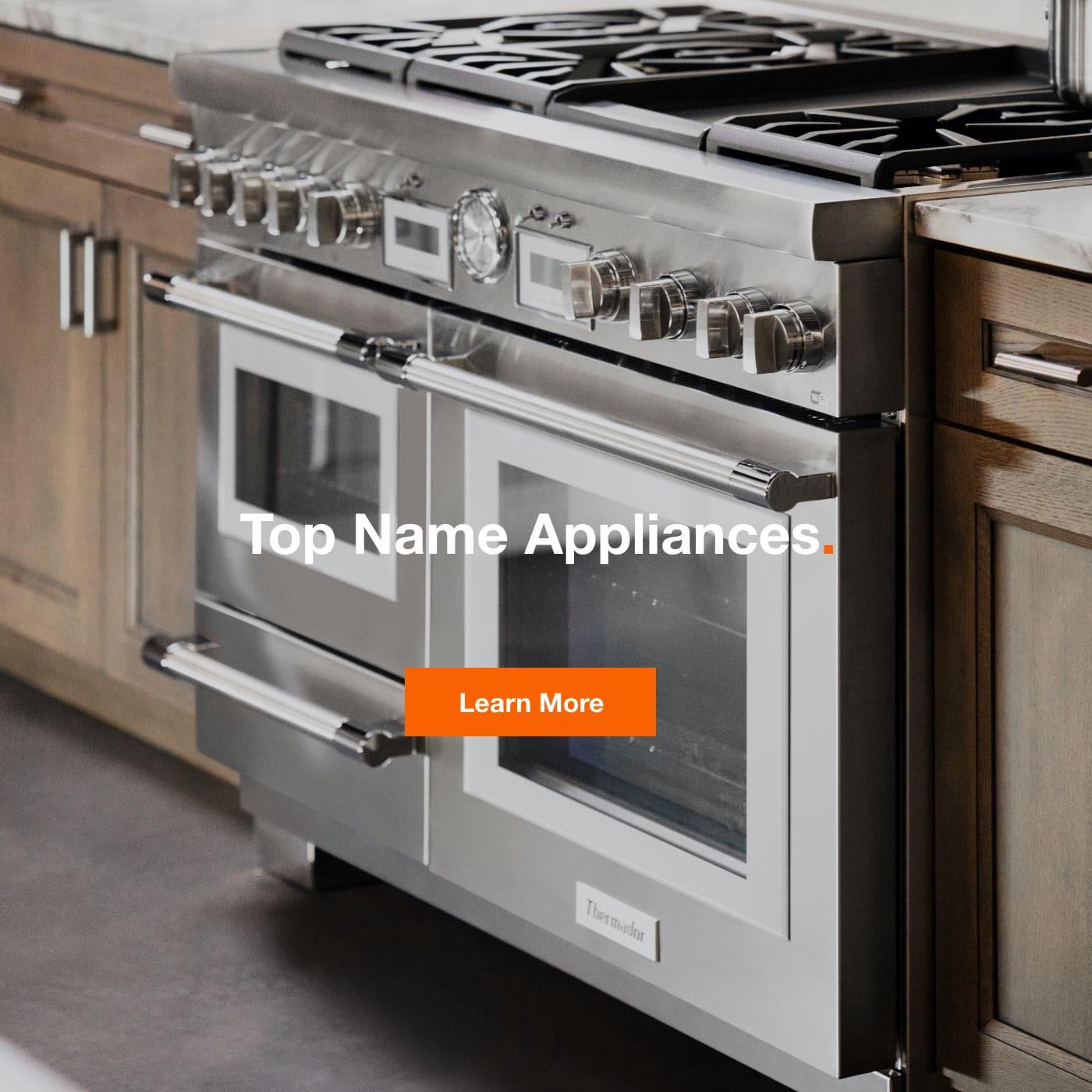 Top Name Appliances