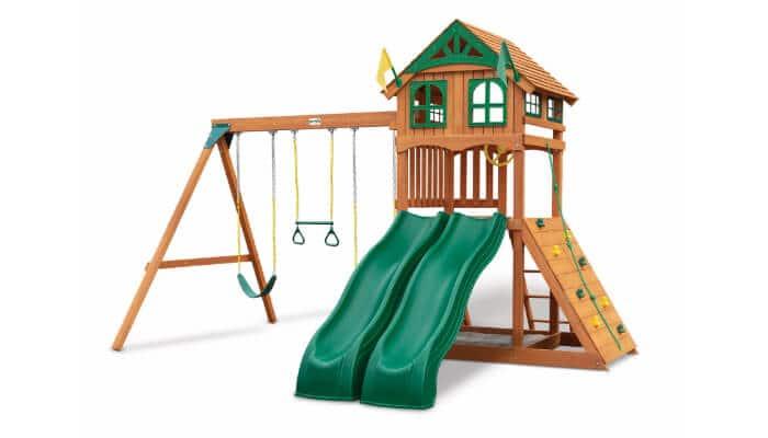 Wood Swing Sets