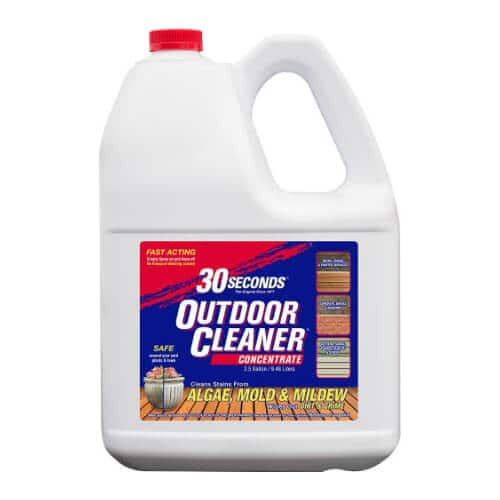 outdoor cleaners