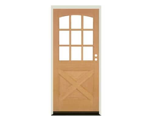 farmhouse trends - doors