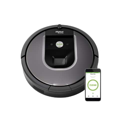 smart vacuums