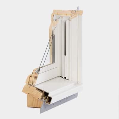 Clad Wood Windows