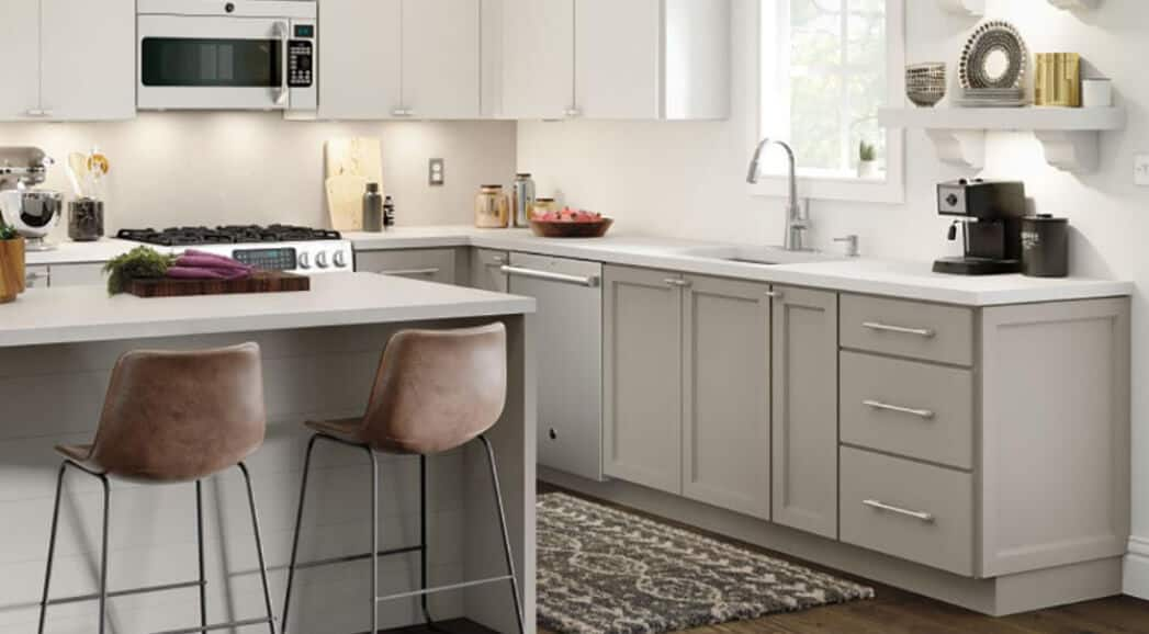 custom kitchen cabinets designed with the storage, features and extras you need