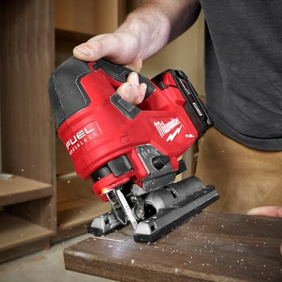 Milwaukee M18 Fuel Woodworking Kit